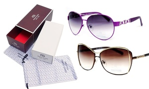 MMK Fashion Collection Women's Sunglasses at MMK Fashion Collection Women's Sunglasses, plus 9.0% Cash Back from Ebates.