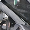 Pair of Auto Roll-Up Car Shades