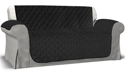 One, Two or Three Seater Quilted Waterproof Sofa Covers