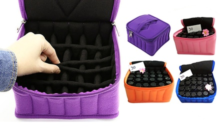 From $14 for a Make-Up or Essential Oil Carry Case