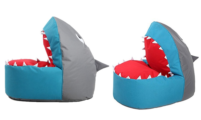 Shark Bean Bag Chair Groupon