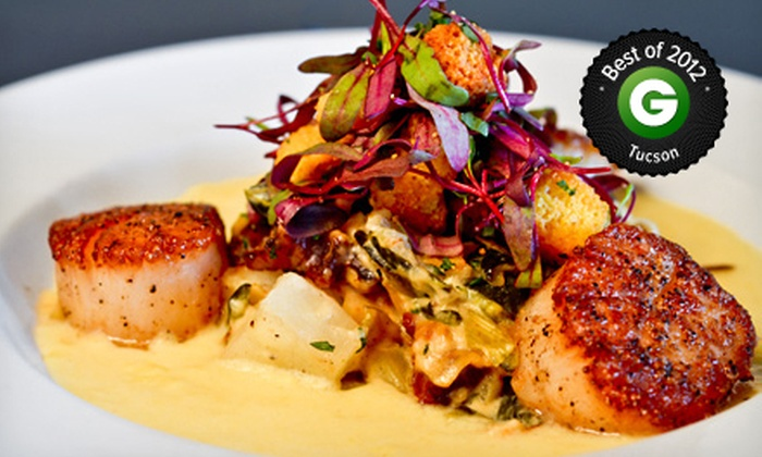 Jax Kitchen - Catalina Village: Upscale Comfort Food for Lunch for Two or Four at Jax Kitchen (Up to 54% Off)