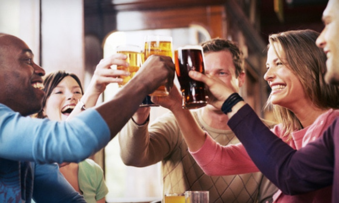 Crawl SF - Cow Hollow: $45 for VIP Access to Six Pub Crawls and a T-Shirt from CrawlSF ($95 Value)