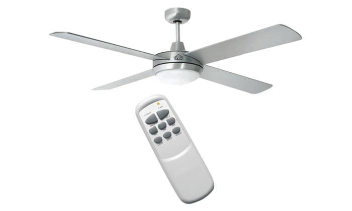 Swing eco ventilatore da soffitto design giovane e fresco