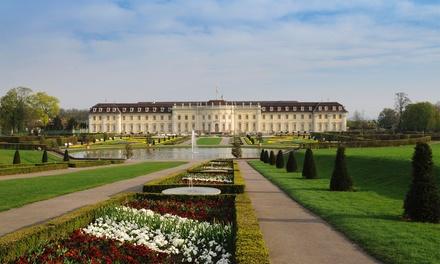 Ludwigsburg: 3 Erlebnistage für Zwei inkl. Frühstück & Wellness opt. mit Halbpension im 4* Superior Hotel Adler Asperg