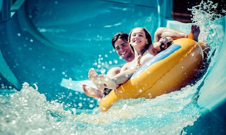 Entrada al parque acuático Aqua Badajoz para 1, 2, 4, 6 u 8 personas desde 14 €