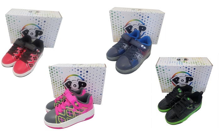 Up To 46 Off Heelys Kids Trainers Groupon
