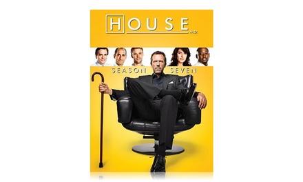 House, M.D.: Season 7 on DVD