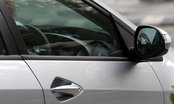 OSMI CAR - Willow Grove: Window Tinting at OSMI CAR (Up to 56% Off). Three Options Available.