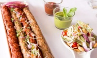 £20 or £30 Towards Indian Meal at Pink Turban (50% Off)