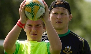 Northampton Saints In the Community: Entry to Northampton Saints One-Day Children's Skills Academy, 17-19 August (Up to 20% Off)