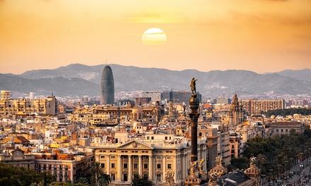Barcellona 4*: camera doppia con colazione per 2 persone a 66€euro
