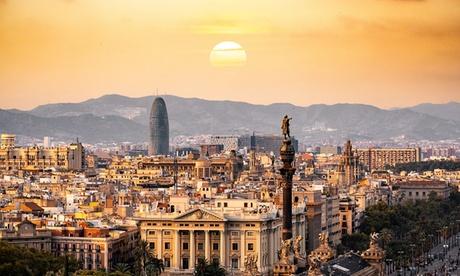Barcelona: habitación doble o twin para 2 personas con opción a desayuno en Vincci Marítimo 4*