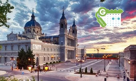 Madrid: estancia en habitación doble deluxe para 2 con desayuno continental y late check-out en The Pavilions 4*