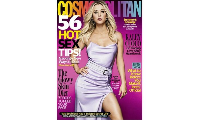 2b968a0593f Cosmopolitan Magazine - Cosmopolitan Magazine | Groupon