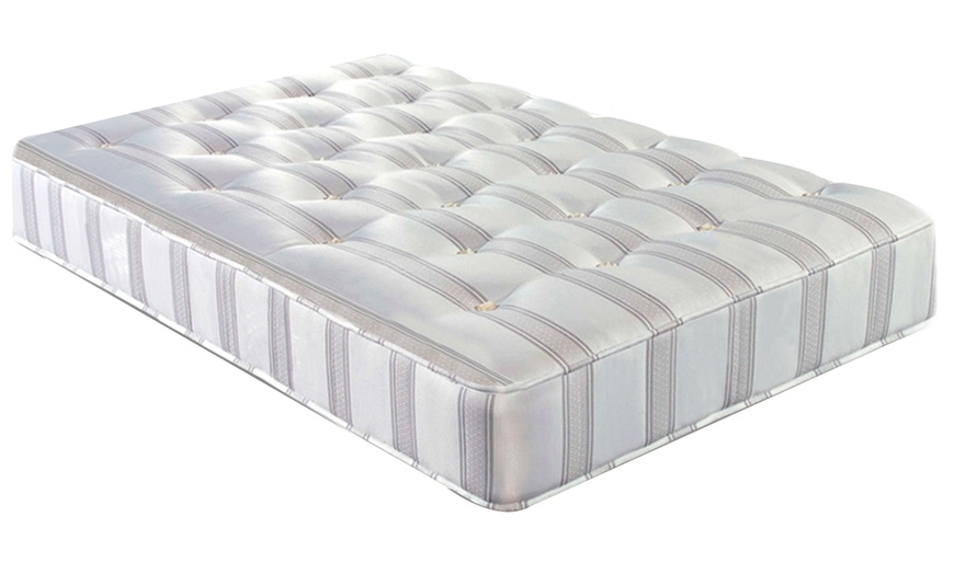 Traditional Damask Orthopaedic Mattress in Choice of Size