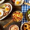 Wirtshaus-Frühstücks-Buffet