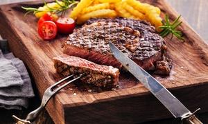 De Witte: Steak met aperitief van het huis voor 1, 2 of 4 personen vanaf € 13,90 bij De Witte