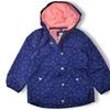 Carter's Little Girls Navy Blue Lightweight Jacket
