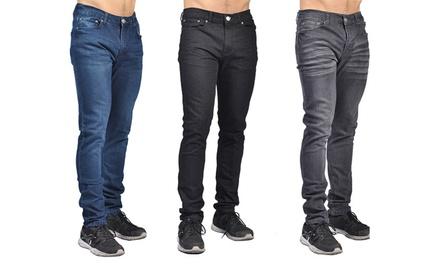 Indigo People Men's Skinny Jeans