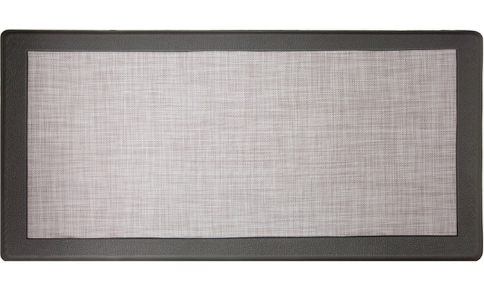 Oversized Oil And Stain Resistant Hillside Anti Fatigue Kitchen Mat Groupon