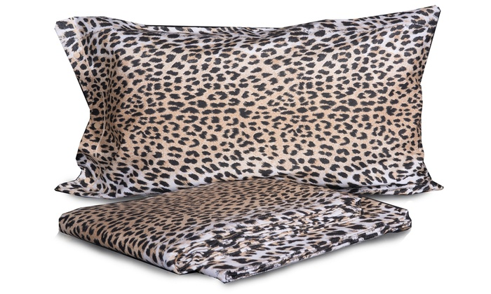 Completo letto Animalier