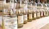Atelier parfum avec petite gourmandise et boisson