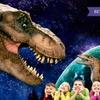 2 o 3 entradas a la Expo Jurásico