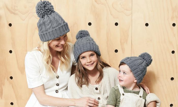 Adult and Junior Winter Hats  999d397d424