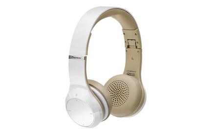 Pioneer Bluetoothheadset met microfoon en 40 mm ingang