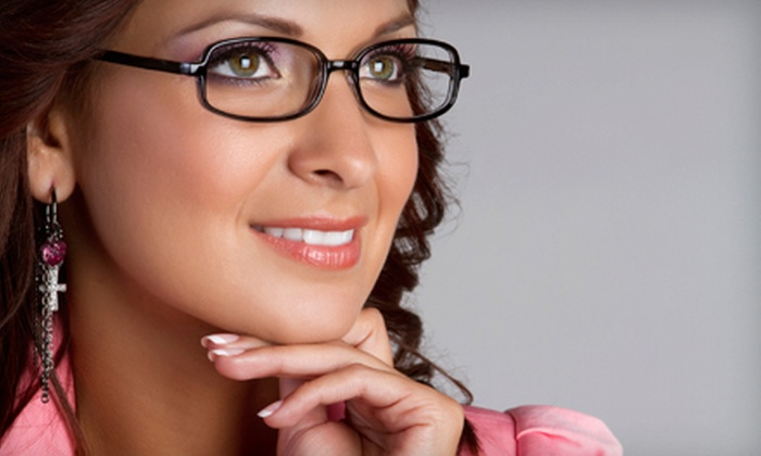 Cohen's Fashion Optical - Journal Square: $49 for an Eye Exam and $150 Toward Glasses at Cohen's Fashion Optical ($210 Value)