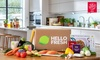 Box HelloFresh 2, 3 ou 4 pers