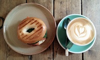 Bagel and Coffee for Two at Bagel Brunch (Up to 42% Off)