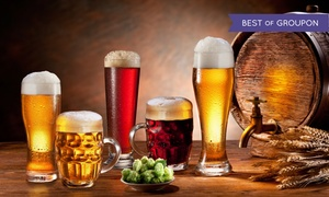 Aviator Brewing Company: Brewery Tour or Sunday Tasting for Two at Aviator Brewing Company (Up to 55% Off)