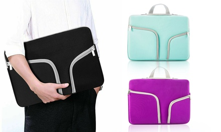 Laptop Sleeve Case Carry Bag: One (from $23) or Two (from $36)