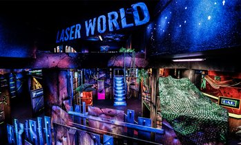 Parties de laser game au choix