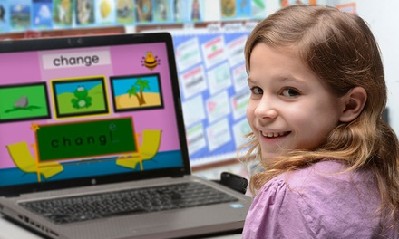 Online Children's Reading Program from Reading Kingdom (Up to 83% Off)
