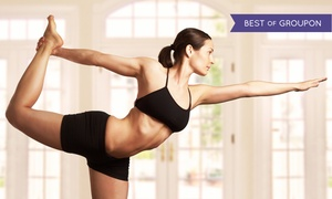Bikram Yoga Scarsdale: 10, 15, or 20 Classes at Bikram Yoga Scarsdale (Up to 65% Off)