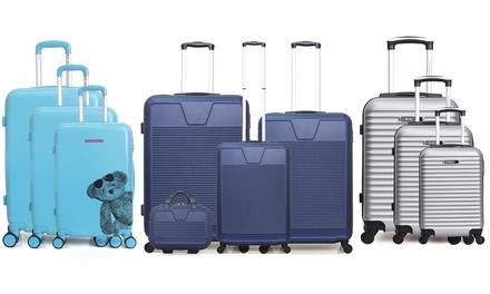 Set di trolley, disponibili in vari modelli