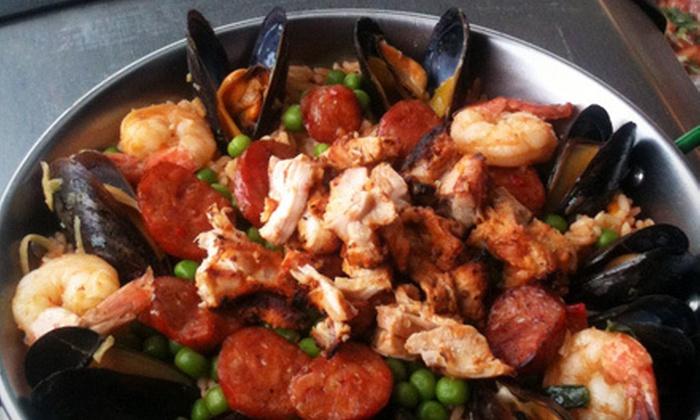 Del Pollo - Aldergrove: Three-Course Mexican Meal for Two or Four at Del Pollo (Up to 55% Off)