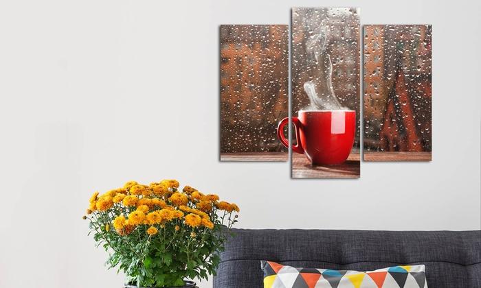 Stampe digitali da parete homemania groupon goods for Stampe grandi da parete