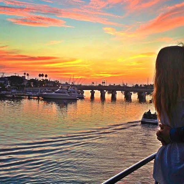 Cruise Newport Beach From 9