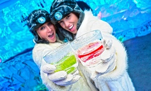 Minus 5 Ice Bar: $19 for an Ice Bar Experience for Two at Minus5 Ice Bar ($38 Value)
