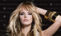 Damen- oder Herren-Haarschnitt, opt. mit Farbe oder Tönung, bei Compagnia della Bellezza Ratingen (bis zu 64% sparen*)