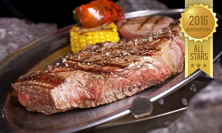 חגיגת בשרים במסעדת Meat: רק 30 ₪ לגרופון ליחיד בשווי 60 ₪ למימוש על התפריט או ארוחה זוגית מלאה, ב 220 ₪ בלבד