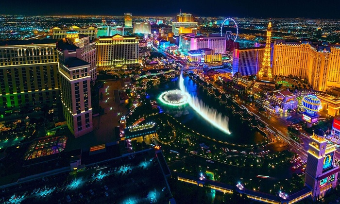 Las Vegas Vacation With Hotel And Air From Great Value Vacations