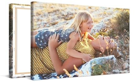 Fotolienzo clásico personalizable a elegir entre varios tamaños desde 3,99 € en Photo Gifts