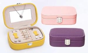 Boîte à bijoux fantaisie