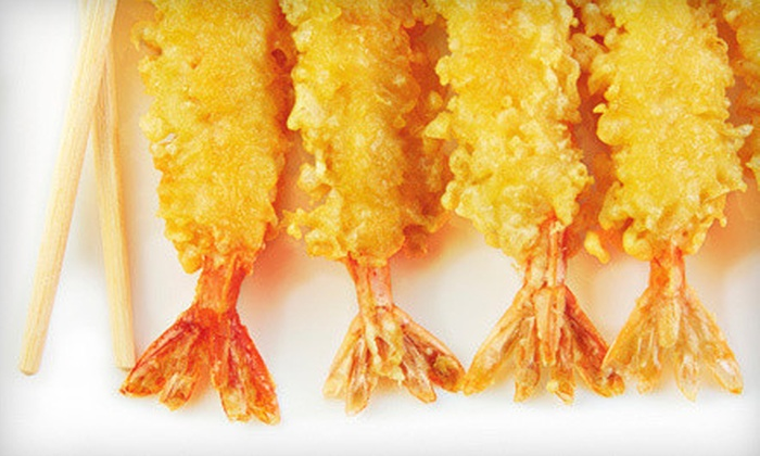 Krazy Fish - Plaza Midwood: $18 for $30 Worth of Seafood, Tacos, and Southern-Asian Fusion Cuisine at Krazy Fish