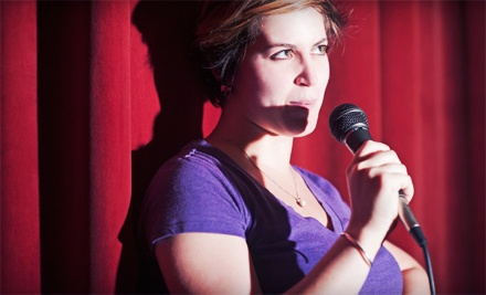 Comedy Show at Broadway Comedy Club (Up to 53% Off)